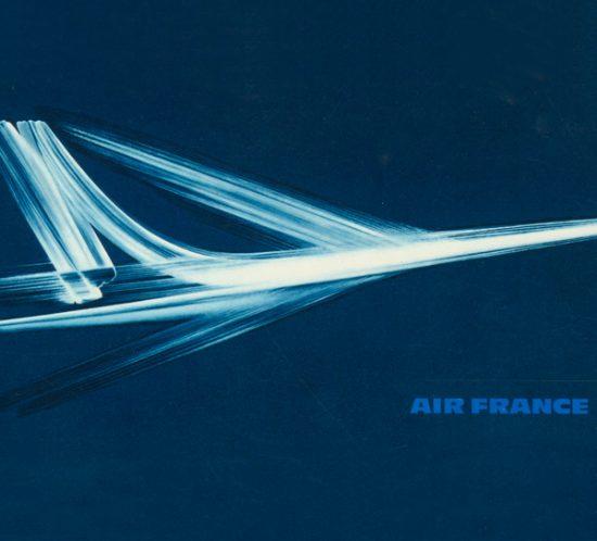 Caravelle - Air France - 1964