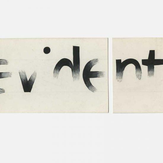 antique olive - test de lisibilité -signifiance de la lettre