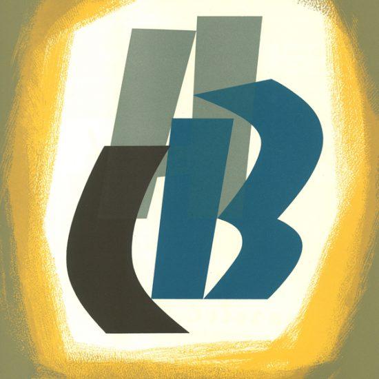 Spécimende caractère Banco - Roger Excoffon - Fonderie Olive