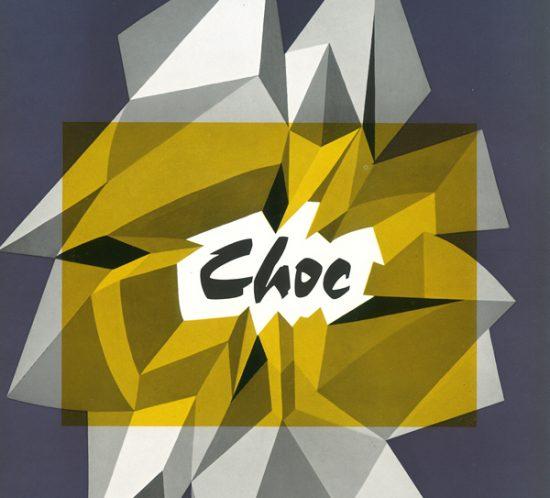 Specimen typo Choc - Roger Excoffon