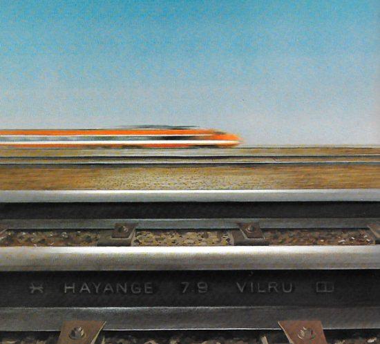Affiche Rails - Sacilor - Roger Excoffon