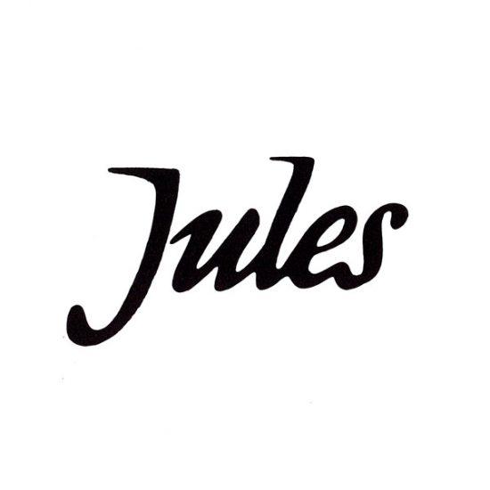 Logo Jules - Dior - Roger Excoffon